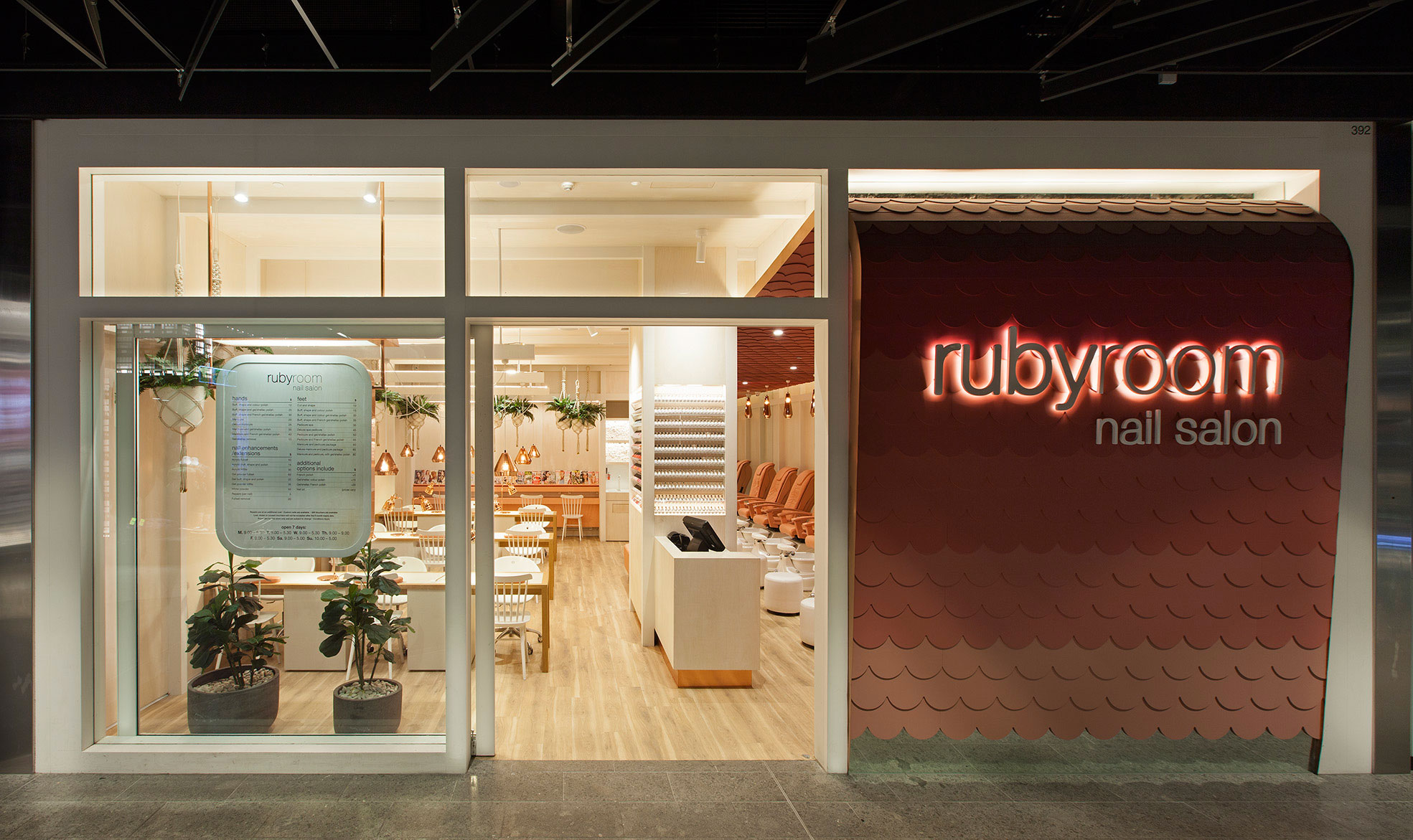 Ruby Room - Chatswood - Giant Design