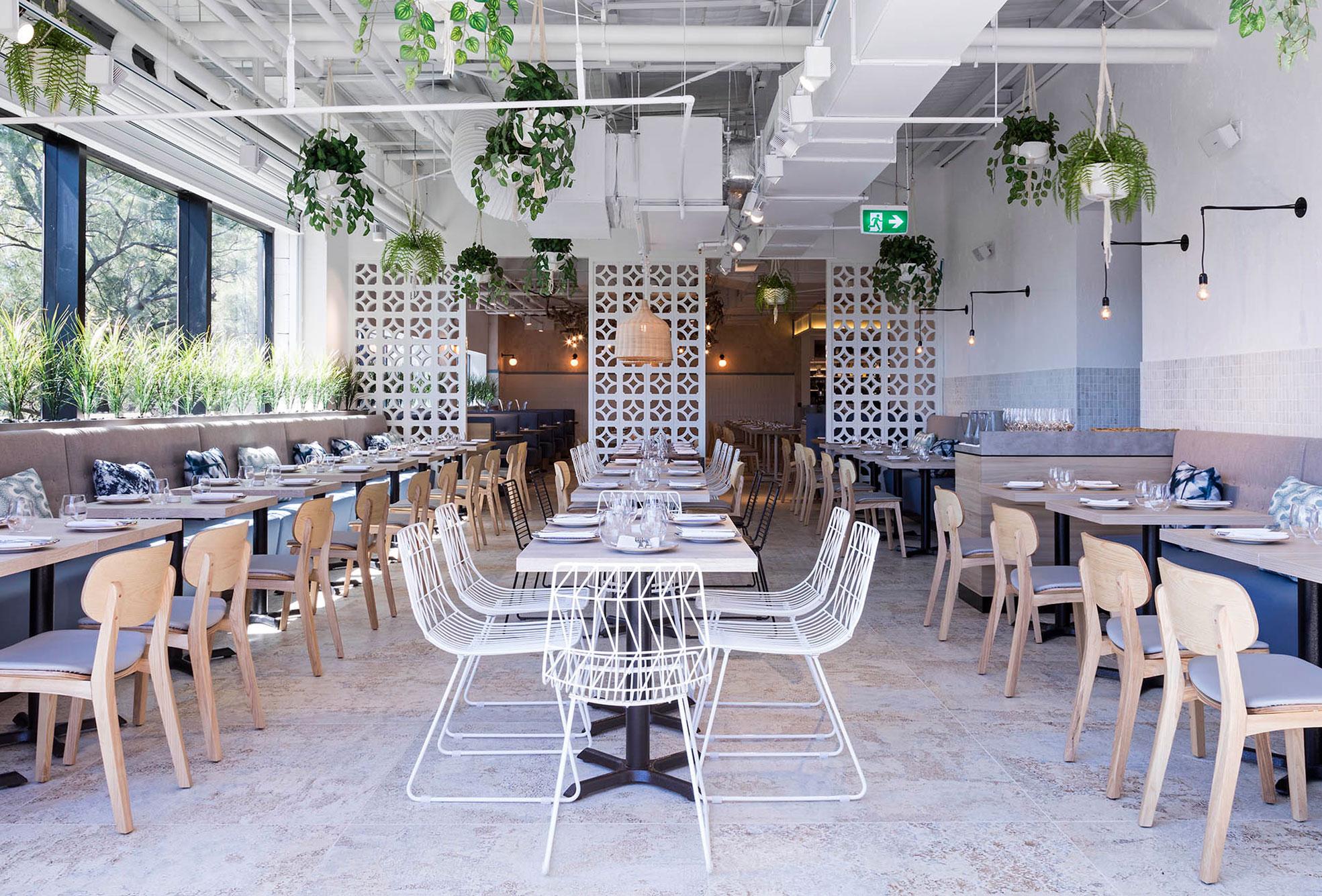 Jensen's Restaurant & Bar - Kareela Village - Giant Design